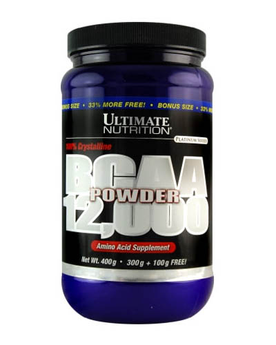 Ultimate BCAA Powder 400 г