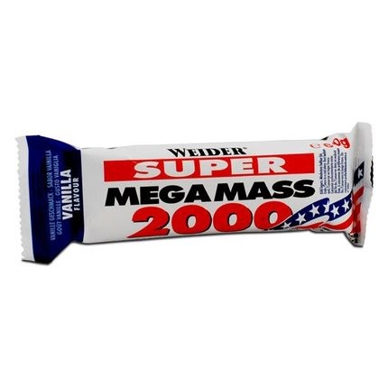 Батончик Weider Super Mega Mass 2000 60г