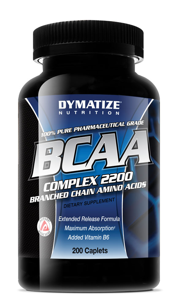 Dymatize BCAA 2200 200 таблеток