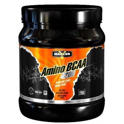 Maxler Amino BCAA 200 таблеток