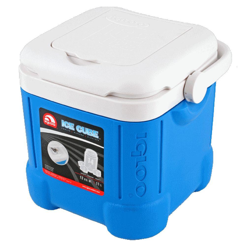 Изотермический контейнер Igloo Ice Cube 14 Blue