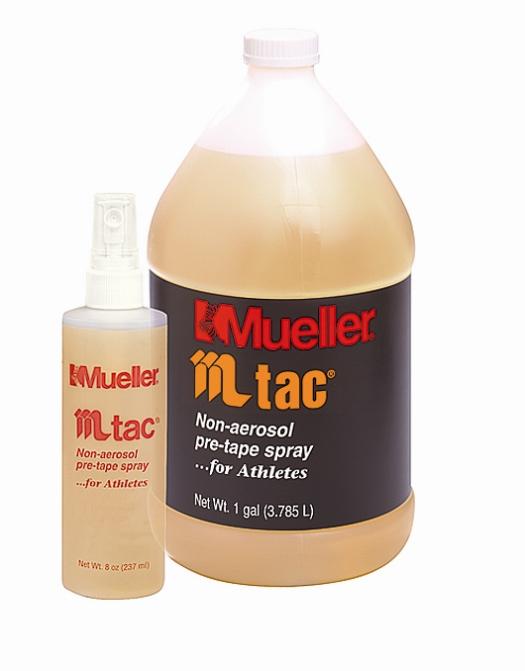Код 131301 Жидкость, используемая перед наложением тейпа и подкладочного материала, аэрозоль 1 шт. 237 мл.