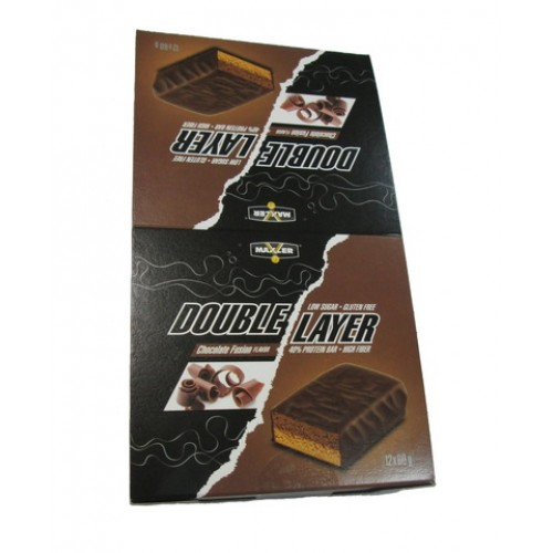 Батончик Maxler Double Layer Bar 60г
