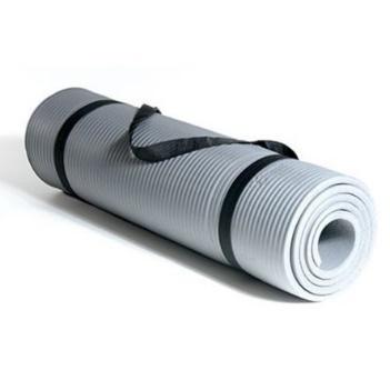 Fitnessmat grey NBR
