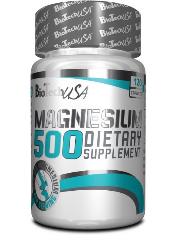BT Magnesium 120 капсул
