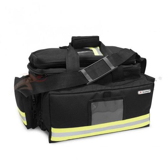 Сумка для медперсонала и тренеров / через плечо / моющаяся / из полиэстера / 60x35x35 см / RehabMedic ( Испания )