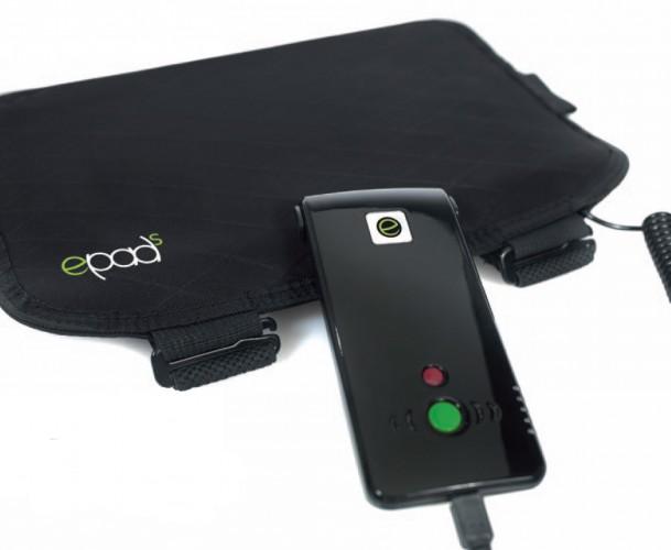 Мобильный прибор магнитной терапии ePAD Sport, MAS Magnetic Systems, Австрия