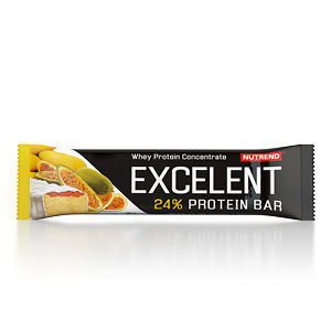 EXCELENT BAR (double & protein), 85 гр