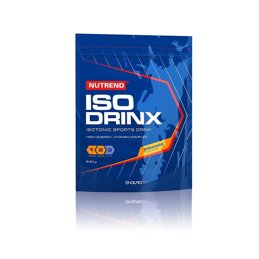ISODRINX 840 гр.  Изотоник  (порошок)
