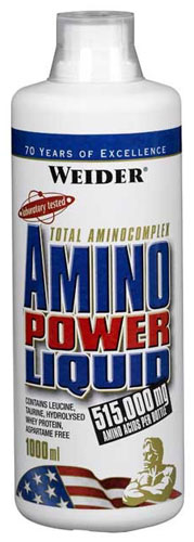 Weider Amino Power Liquid 1000 мл