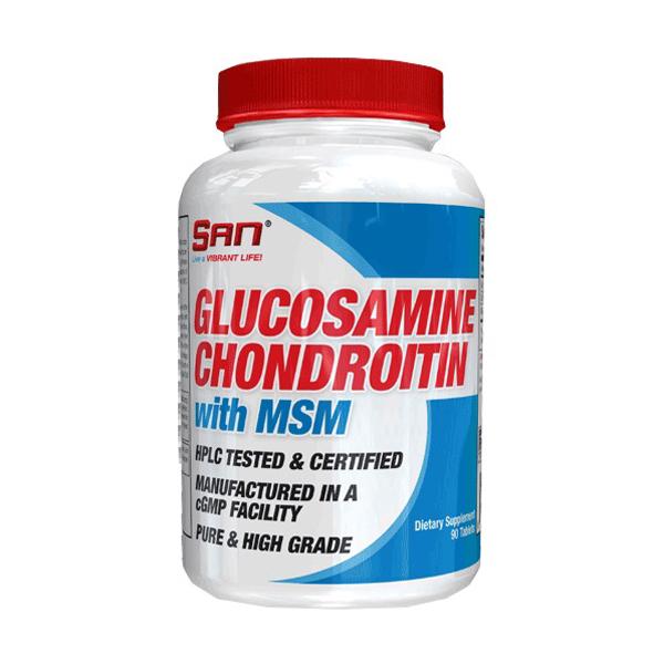 San Glucosamine&Chondroit