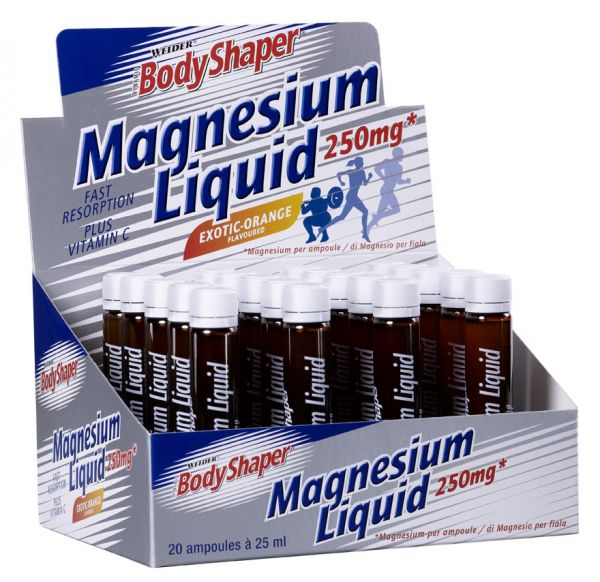 Weider Magnesium 1 ампула