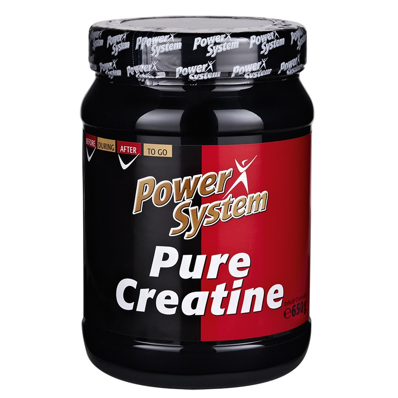 Power System Creatine 650 г