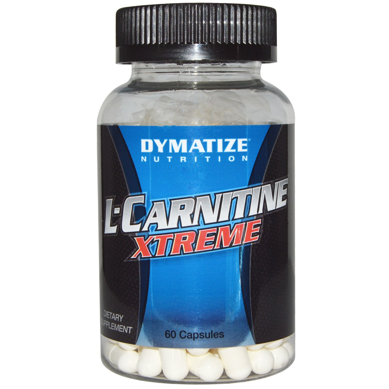 Dymatize L-carnitine Xtreme 60 капсул