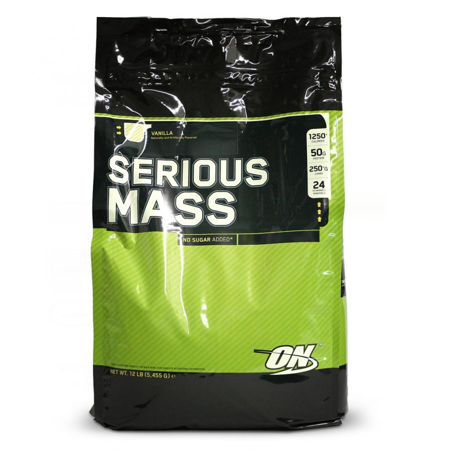 Optimum Serious Mass 5455 г