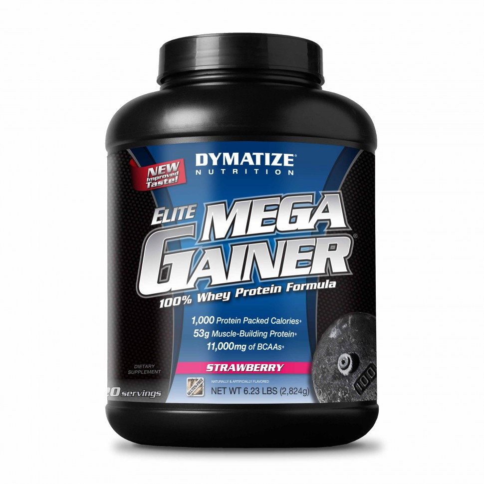 Dymatize Elite Mega Gainer 2824 г