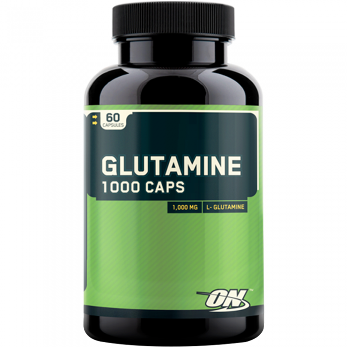 Optimum Glutamine 1000 мг 60 капсул
