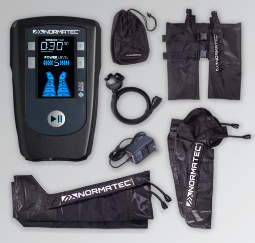 NormaTec PULSE Full Body Recovery System / Система прессотерапии и лимфодренажа для всего тела (ноги, руки и бедра) NORMATEC