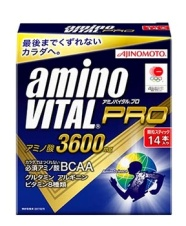АminoVITAL® Pro-(BCAA)  в порошке со вкусом лимона, 63 г (14 пак.)