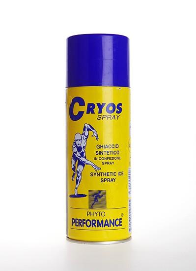 Код Р200.2 Спортивная заморозка Cryos Spray, 400 мл.