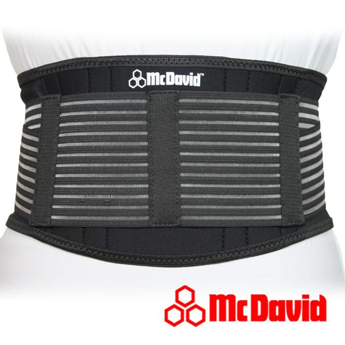 Код 493R Бандаж на спину, черный, S,M,L,XL