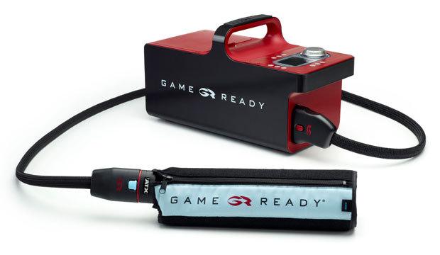 Комплект Game Ready Люкс ( Контрольный прибор + 8 бандажей)