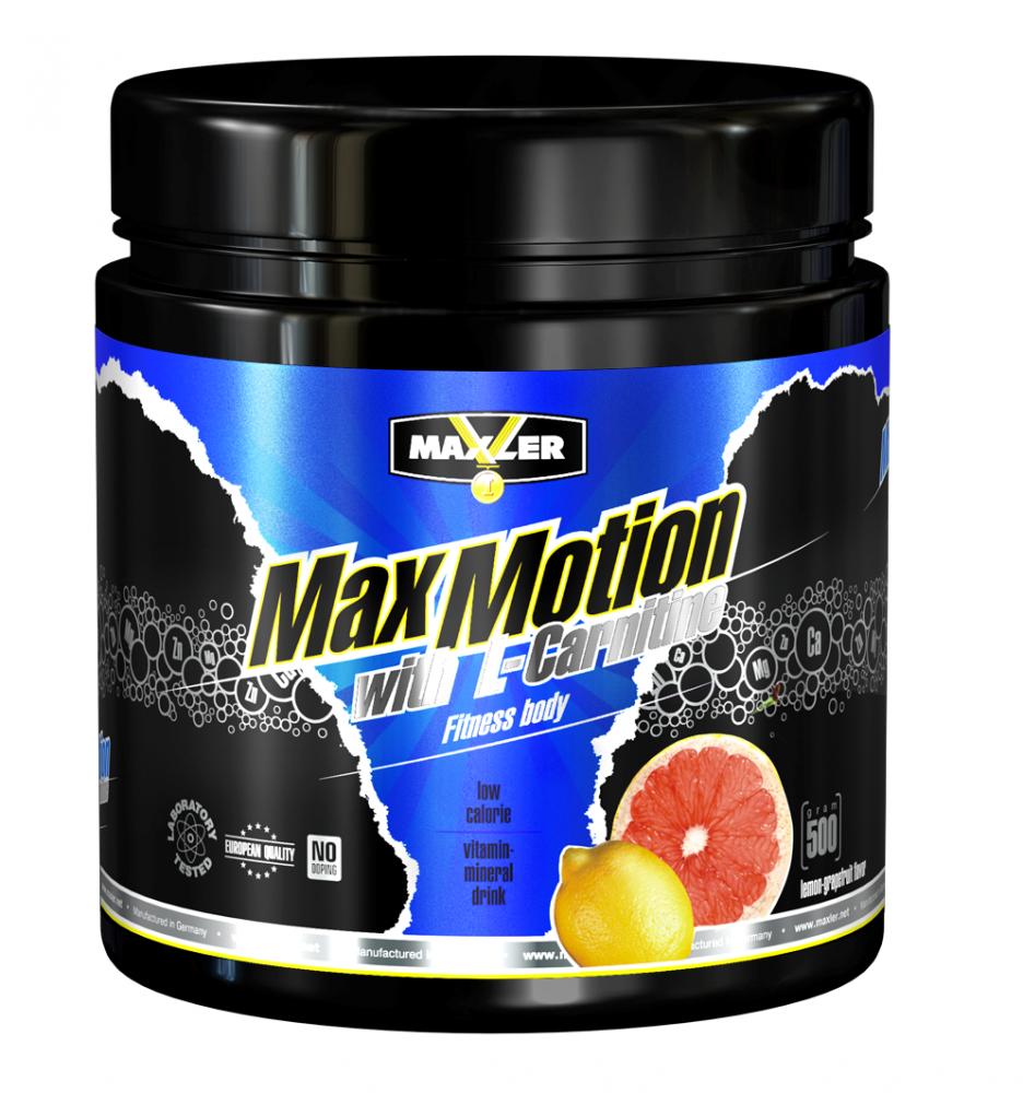 Maxler Max Motion 500 г (банка)