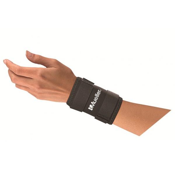 Код 400 Трубчатая повязка на запястье, неопрен, 1 шт., черный, SM,MD,LG,XL