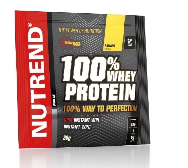 100% WHEY PROTEIN /пакет/