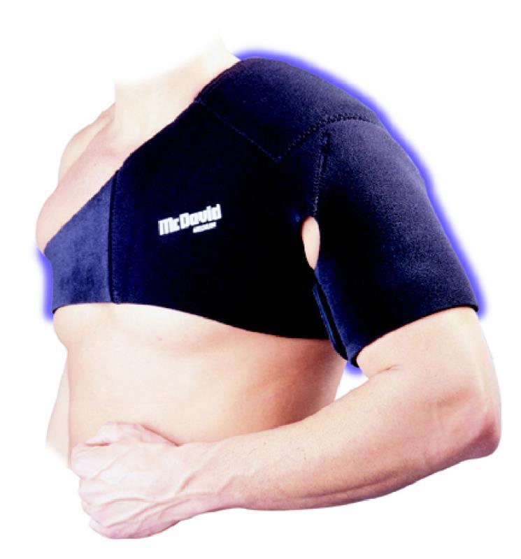 Код 462R Стабилизатор плечевого сустава универсальный , черный, S,M,L,XL